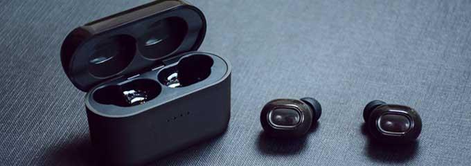 【产品图赏】JEET AIR 真无线蓝牙耳机